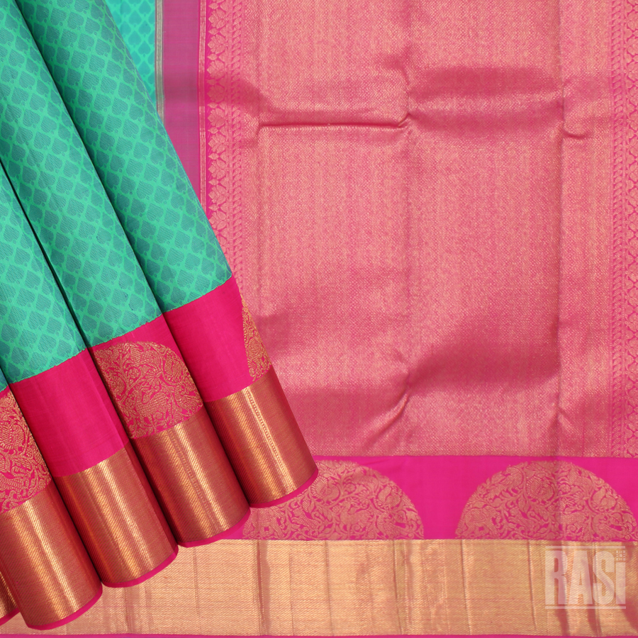Kanchipuram Silk Pure Zari